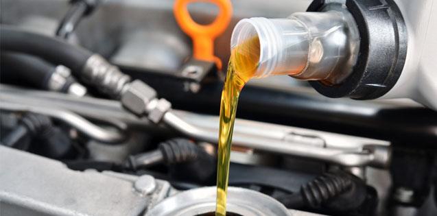 Refilling Fluid in Car